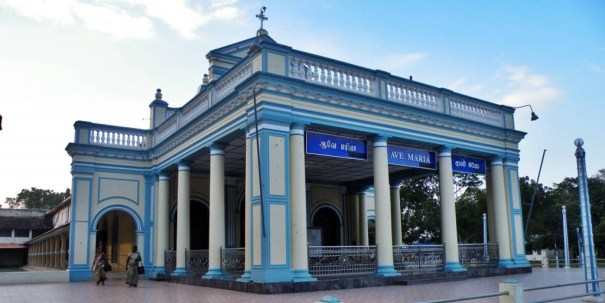 Shrine of Our Lady of Madhu
