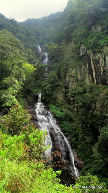 Mandaramnuwara Kolapathana Ella Waterfall