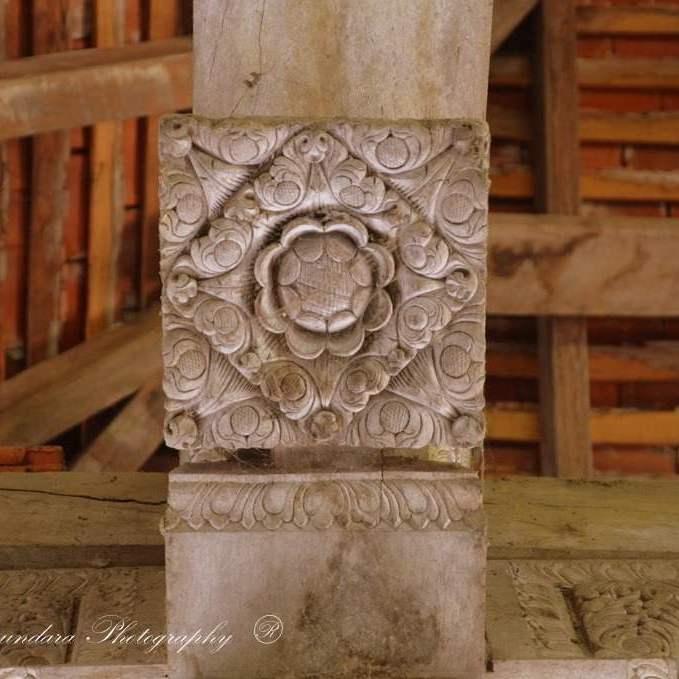 Wakirigala Ambalama and the ancient Gal Palama - පැරණි වාකිරිගල අම්බලම සහ ගල් පාලම