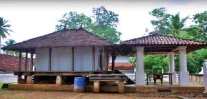 Tampita Viharaya at Hemmathagama Madiliya Rajamaha Viharaya