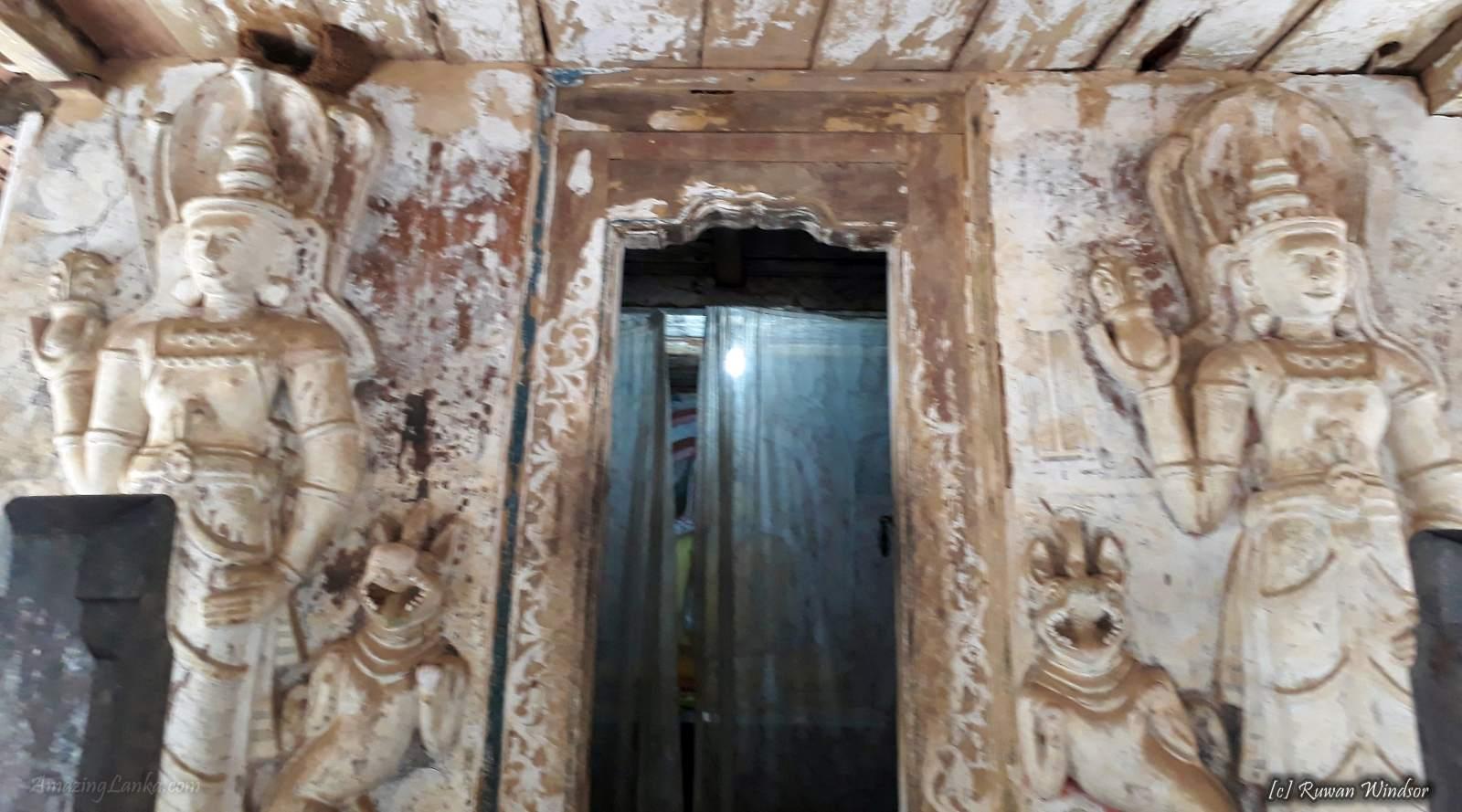 Indulgoda Sri Pushparamaya Tampita Rajamaha Viharaya - ඉඳුල්ගොඩ ශ්රී පුෂ්පාරාමය ටැම්පිට රජමහා විහාරය