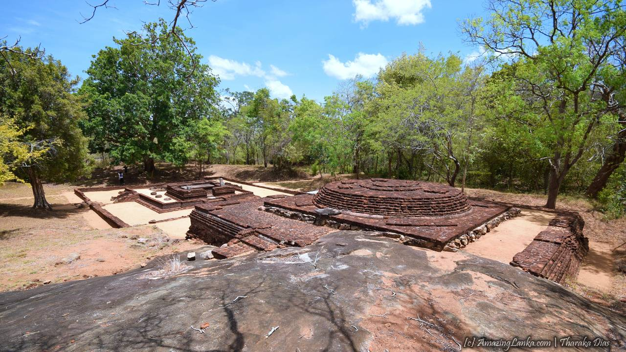 Kokebe Archaeological Reserve and Megalithic Burial Ground  - කොක්එබේ පුරාවිද්යා භූමිය