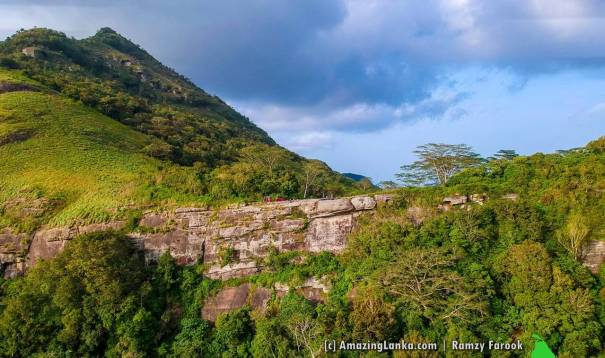 Hulangala Mini Worlds End at Selagama