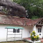 The image house built by king Sri Wickrama Rajasinhe of the Algama Sri Sangharaja Rajamaha Viharaya