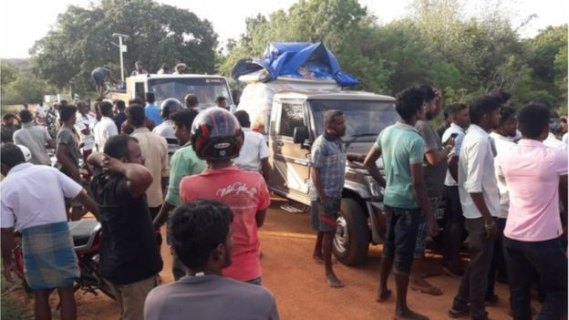In 2018. officers of the Archaeological department and two Buddhist priests came under attack by Tamils agitated by the TNA politicians.