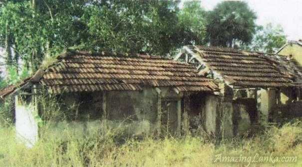 මන්නාරම පාලම්පිඩ්ඩි පිල්ලෙයාර් කෝවිල බෞද්ධ නටබුන් - Palampiddi Pillayar Kovil Buddhist Ruins in Mannar