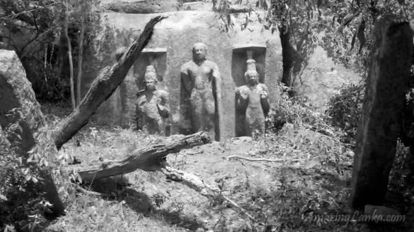 Wila Oya - Budupatuna Ruins