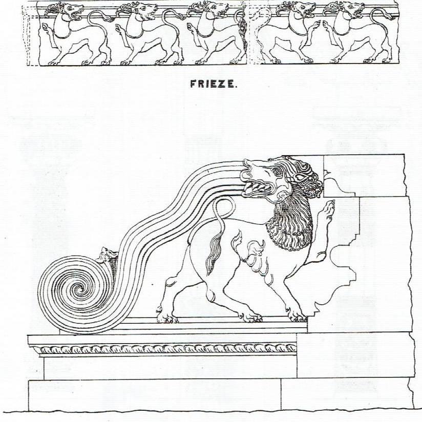 HCP බෙල් විසින් 1890 දශකයේ පිටපත් කරනලද ගණේගොඩ රජමහා විහාරයේ ණටබුන් - Alawathura Ganegoda Rajamaha Viharaya