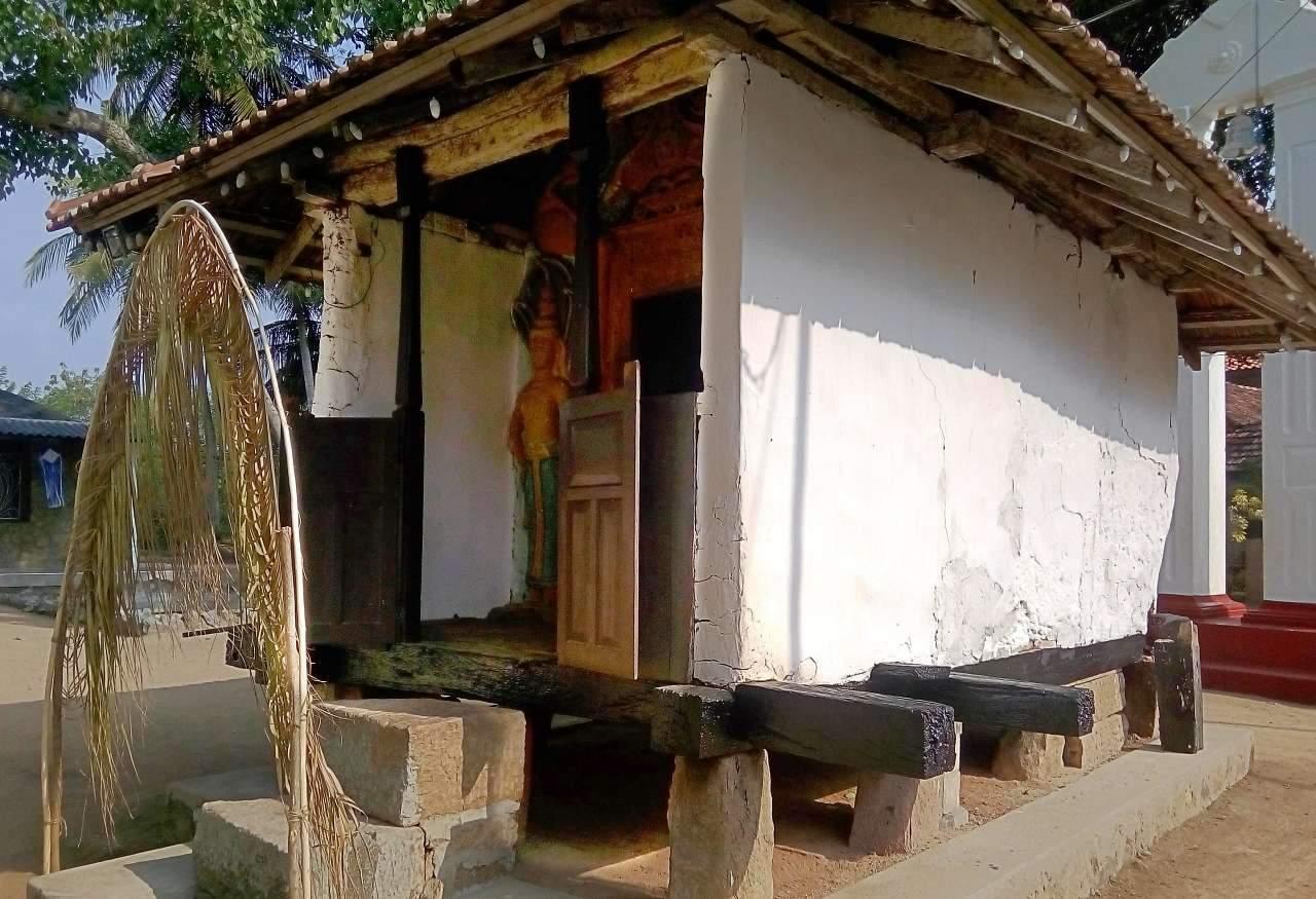 අළුත් හේරත්ගම ශ්රී උපතිස්සාරාමය පුරාණ ටැම්පිට විහාරය - Aluth Herathgama Upathissaramaya Purana Tampita Viharaya