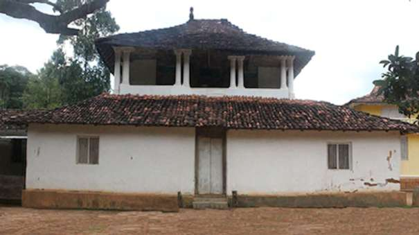 අත්තනගොඩ ශ්රී විශුද්ධාරාමය පුරාණ ටැම්පිට විහාරය - Attanagoda Sri Vishuddharamaya Purana Tampita Viharaya