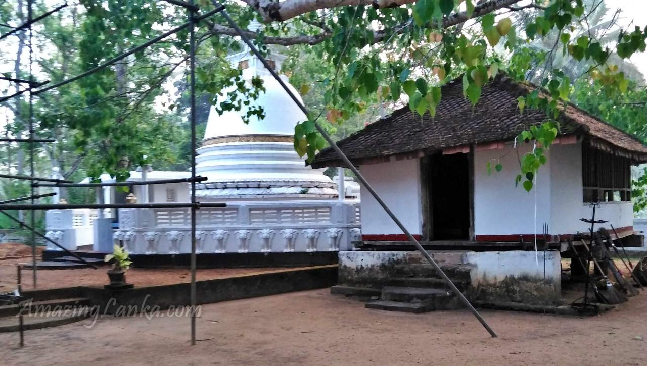 නක්කාවත්ත ශ්රී සුදර්ශනාරාමය පුරාණ ටැම්පිට විහාරය - Nakkawatta Sri Sudarshanaramaya Purana Tampita Viharaya