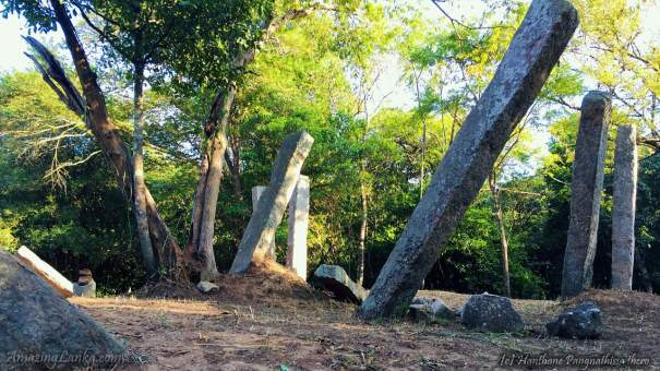 Archaeological Ruins of Puttalam Vanathavilluwa Malvila Rajamaha Viharaya - පුත්තලම වනාතවිල්ලුව මල්විල රජමහා විහාරයේ  නටබුන්