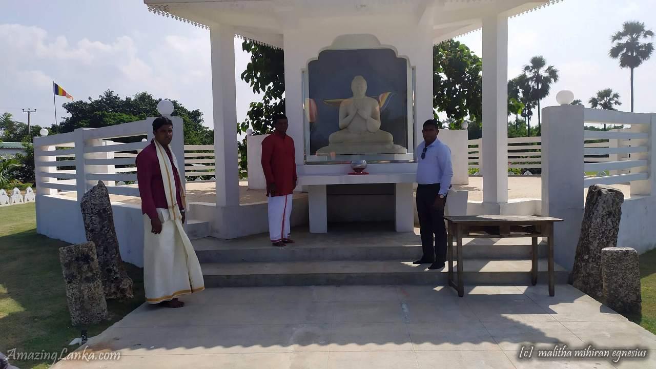 Revival of the Tissa Maha Viharaya in Jaffna – යාපනයේ යළි පිබිදෙන දෙවනපෑතිස්ස සමයේ තිස්ස මහා විහාරය