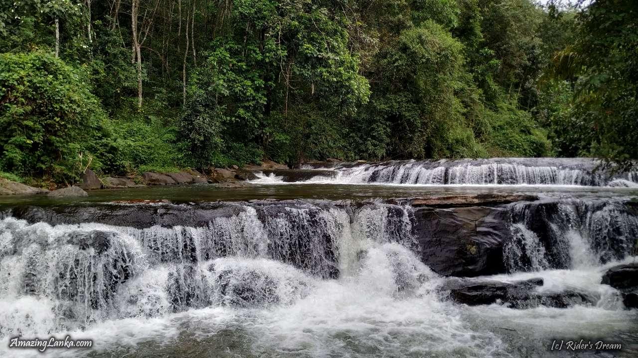 Hewainna Ella Waterfall - හේවාඉන්න ඇල්ල