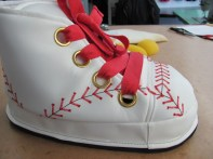 Tampa Yankees basebal shoes