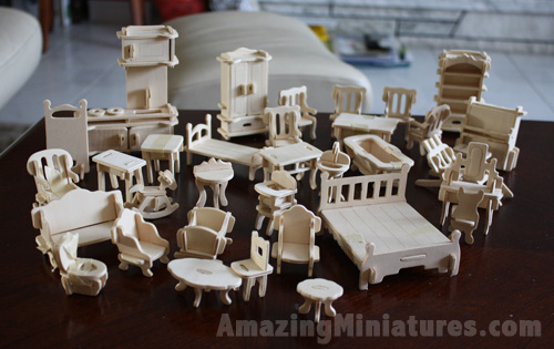 Creatology Dollhouse Puzzle And Furniture Review