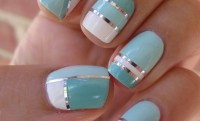 13 Beach-Inspired Nail Art Tutorials | AmazingNailArt.org