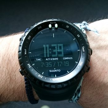 Suunto Core Black Outdoor Uhr