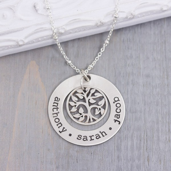 sterling silver hand stamped