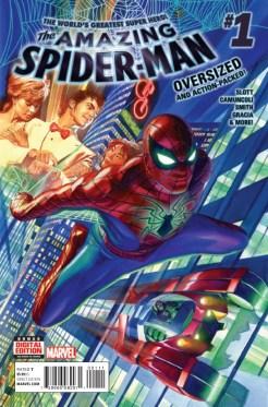 Amazing Spider-Man 2015 vol4 issue 1