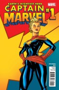 Captain Marvel vol 7 #1