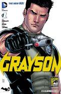 Grayson #1 Variant