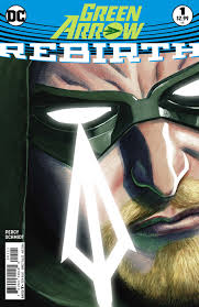 Green Arrow Rebirth #1