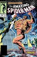 Kraven's Last Hunt - amazing spider-man 293 part 1