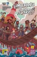 Lumberjanes:Gotham Academy #1