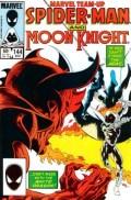 Marvel Team-up #144 Spider-Man and Moon Knight