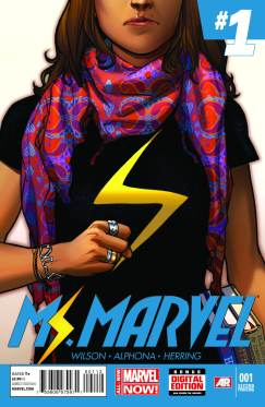 Ms Marvel Vol 1 #1