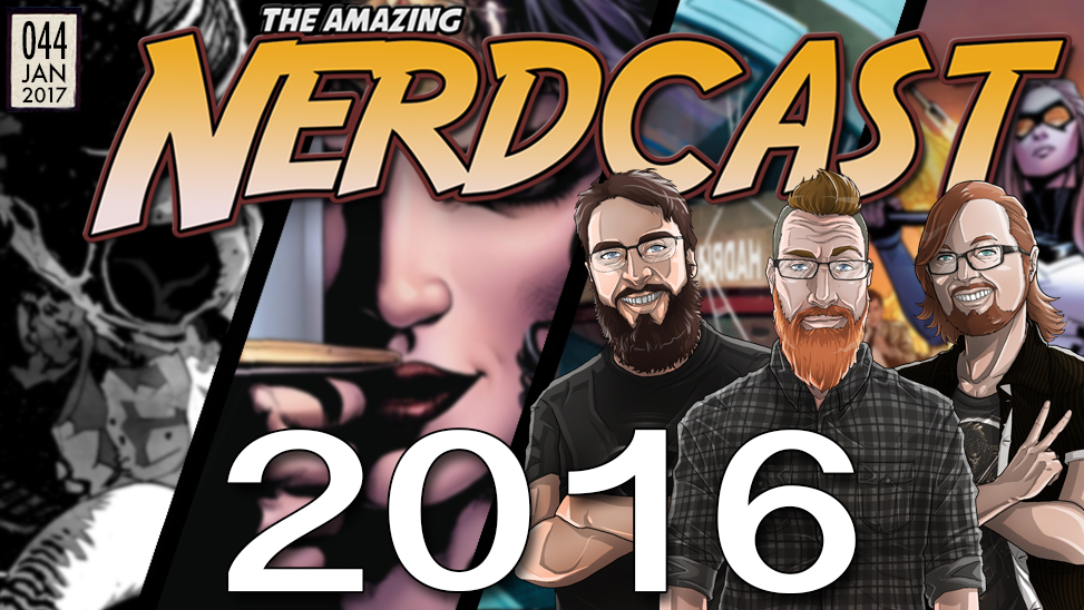 44 – The Best Comics of 2016
