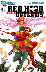 Red Hood and the Outlaws #1 New 52