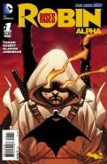 Robin Rises Alpha #1