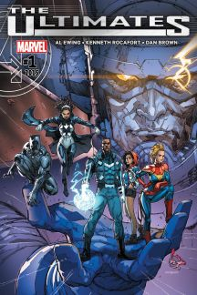 The Ultimates vol 2 #1