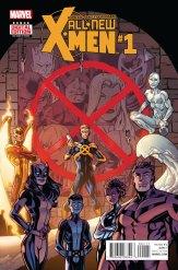 all new x-men #1 hopeless 2015