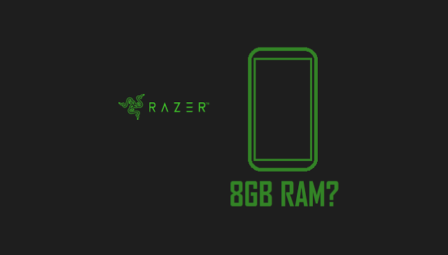 Razer's first smartphone will pack a 8 GB RAM