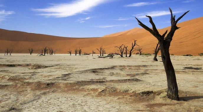 Research Reveals that Ancient Humans Abandoned Africa to Escape the Drying Climate