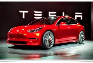 Tesla Model 3 Production