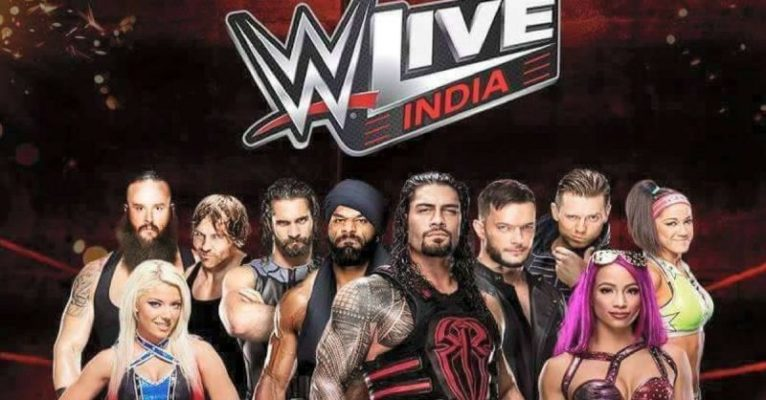 WWE Comes In India