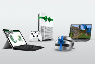 Black Friday Deal 2017 on Microsoft's Products