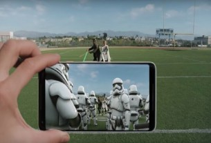 Augmented Star Wars
