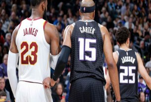 Cavs Beaten by Kings