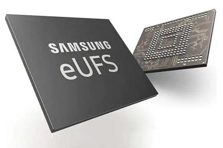 Samsung 512 GB MEMORY CHIPS