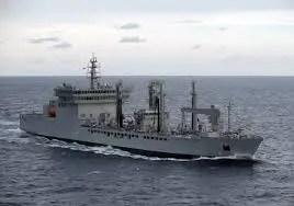 Unnamed Tanker of Navy