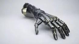 futuristic Bionic Hand
