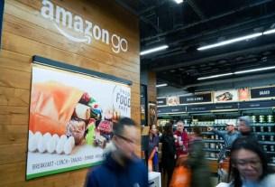 Amazon Cashless Stores