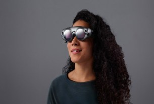 AR Headsets by Magic Leap