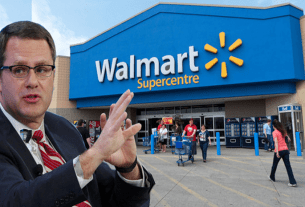 Investor O'Leary States That Target And Walmart Will Sustain Against Amazon