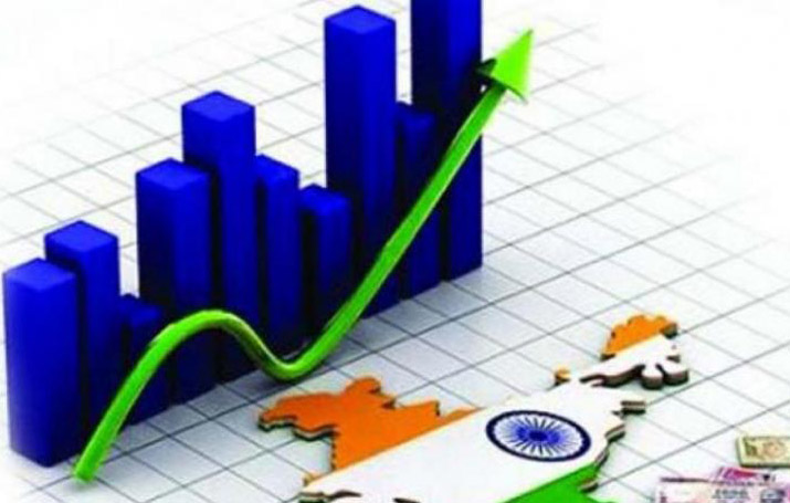 Acceleration of the Indian Economy despite the fall of Rupee